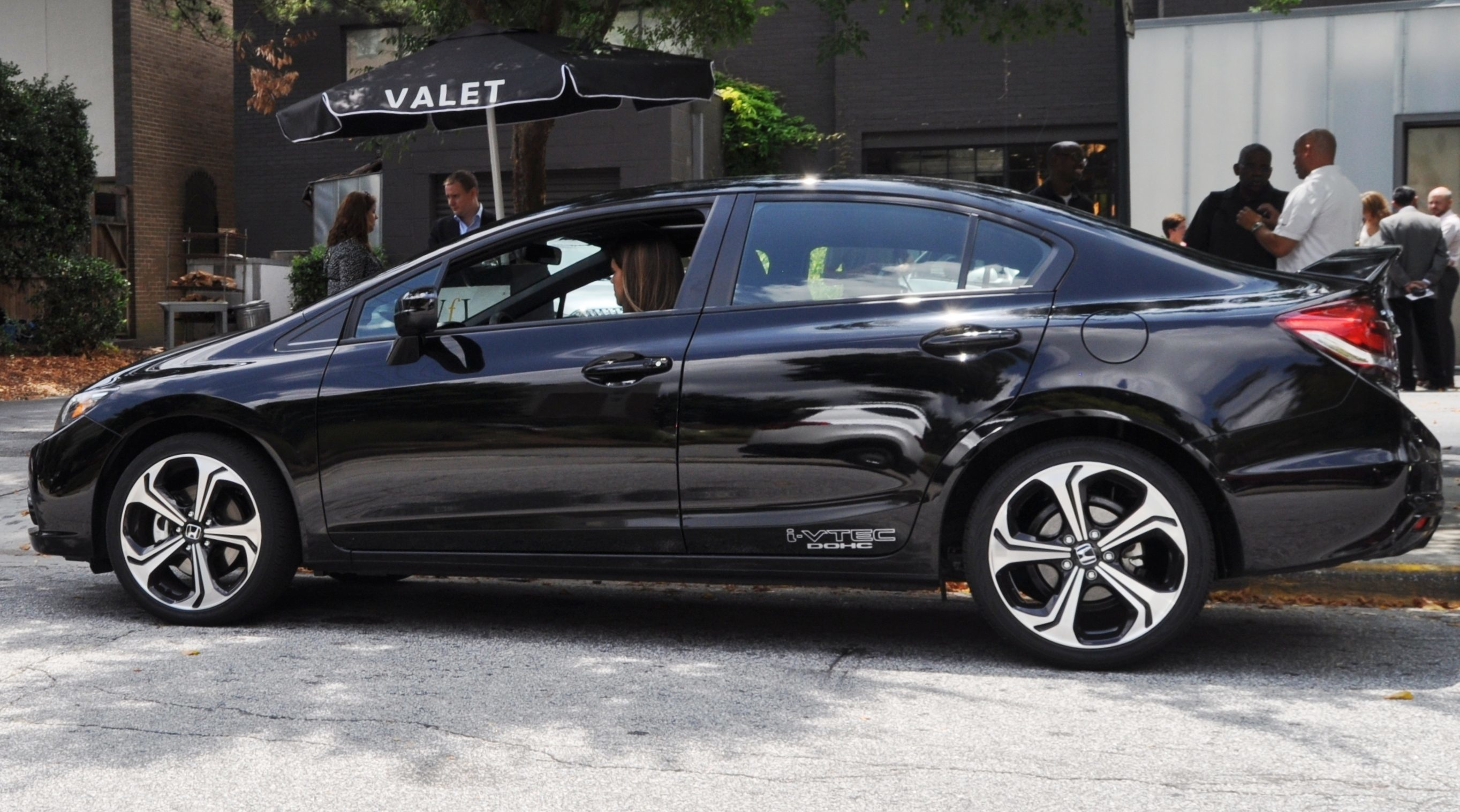 205hp 2014 honda civic si sedan is fu cool from 23k for Cool honda civic