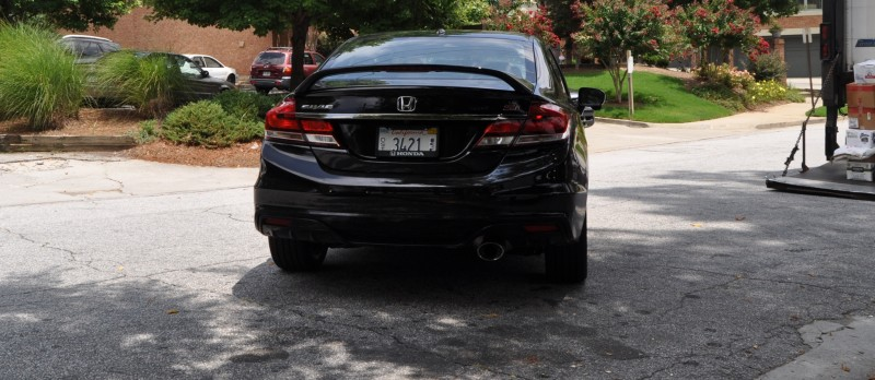 2014 Honda Civic Si Sedan Looking FU Cool In 32 Real-Life Photos 27