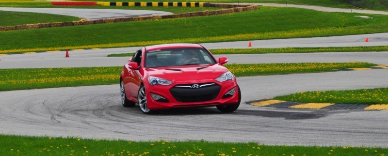 2014 Hyundai Genesis Coupe 3.8L V6 R-Spec - Road Test Review of FAST and FUN RWD Sportscar 108