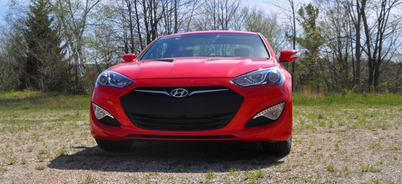 2014 Hyundai Genesis Coupe 3.8L V6 R-Spec - Road Test Review of FAST and FUN RWD Sportscar 18