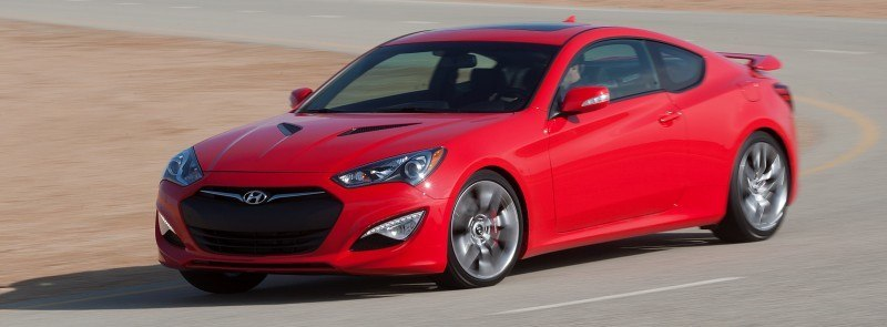 2014 Hyundai Genesis Coupe 3.8L V6 R-Spec - Road Test Review of FAST and FUN RWD Sportscar 2