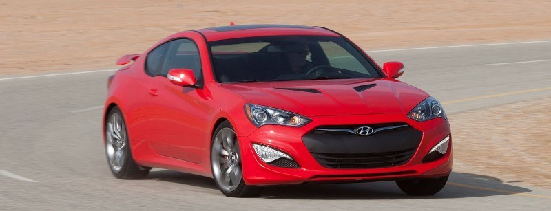 2014 Hyundai Genesis Coupe 3.8L V6 R-Spec - Road Test Review of FAST and FUN RWD Sportscar 3