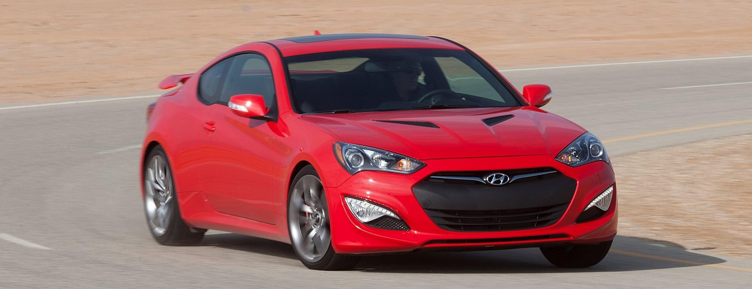 2014 hyundai genesis coupe 38l rspec road test review