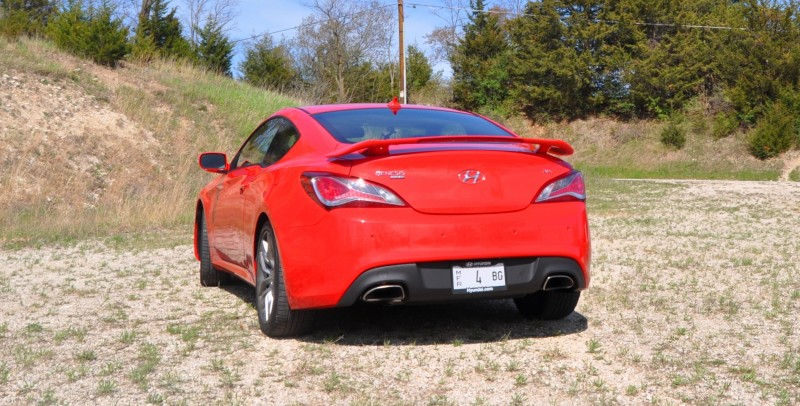 2014 Hyundai Genesis Coupe 3.8L V6 R-Spec - Road Test Review of FAST and FUN RWD Sportscar 44