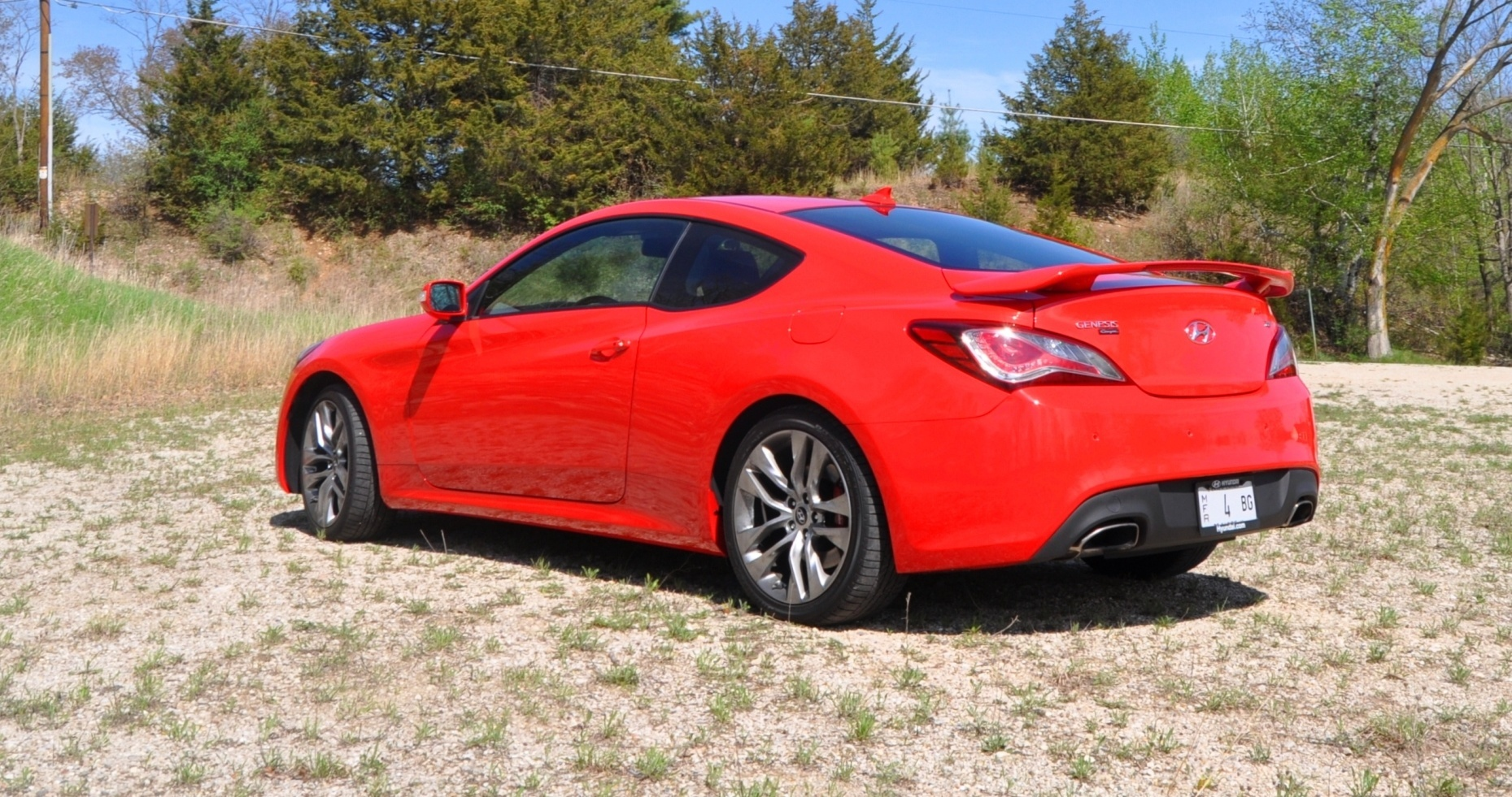 2014 hyundai genesis coupe 38l rspec road test review