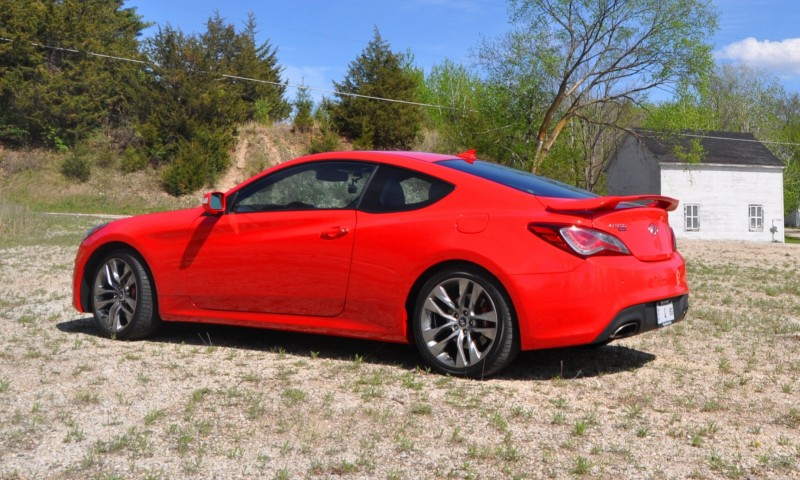 ... 2014 Hyundai Genesis Coupe 3.8L V6 R Spec   Road Test Review Of FAST