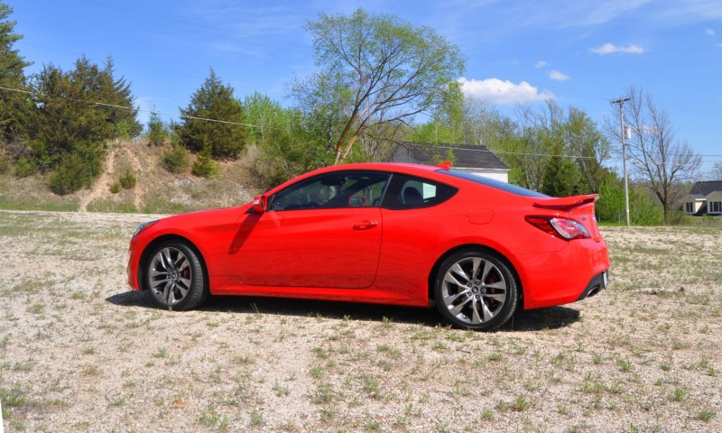 2014 Hyundai Genesis Coupe 3.8L V6 R-Spec - Road Test Review of FAST and FUN RWD Sportscar 52