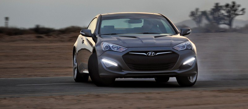 2014 Hyundai Genesis Coupe 3.8L V6 R-Spec - Road Test Review of FAST and FUN RWD Sportscar 6