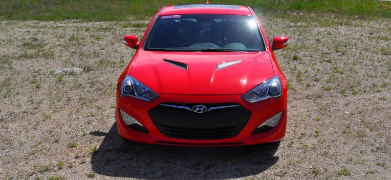 2014 Hyundai Genesis Coupe 3.8L V6 R-Spec - Road Test Review of FAST and FUN RWD Sportscar 67