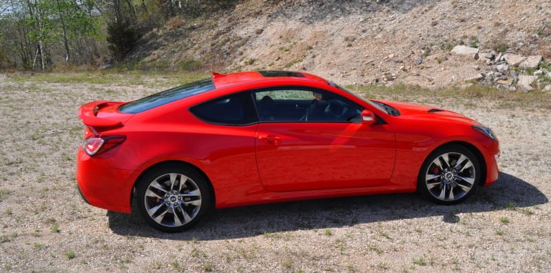 2014 Hyundai Genesis Coupe 3.8L R-Spec Road Test Review