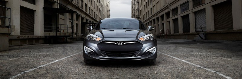 2014 Hyundai Genesis Coupe 3.8L V6 R-Spec - Road Test Review of FAST and FUN RWD Sportscar 9