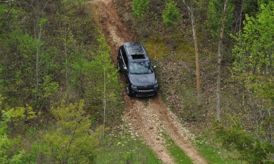 2014 Jeep Grand Cherokee Shows Its Trail Rated Skills Off-Road 21