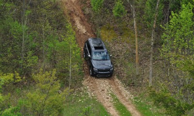 2014 Jeep Grand Cherokee Shows Its Trail Rated Skills Off-Road 22