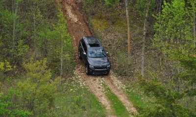 2014 Jeep Grand Cherokee Shows Its Trail Rated Skills Off-Road 26
