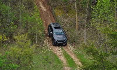 2014 Jeep Grand Cherokee Shows Its Trail Rated Skills Off-Road 27