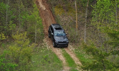 2014 Jeep Grand Cherokee Shows Its Trail Rated Skills Off-Road 28