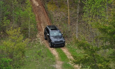 2014 Jeep Grand Cherokee Shows Its Trail Rated Skills Off-Road 29