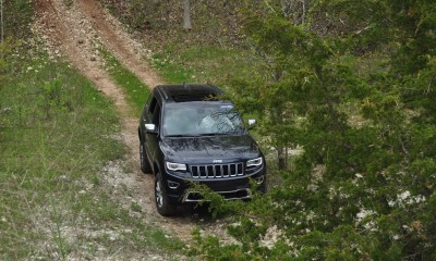 2014 Jeep Grand Cherokee Shows Its Trail Rated Skills Off-Road 35