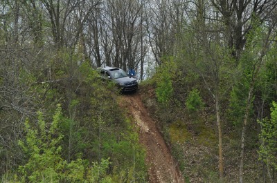 2014 Jeep Grand Cherokee Shows Its Trail Rated Skills Off-Road 5