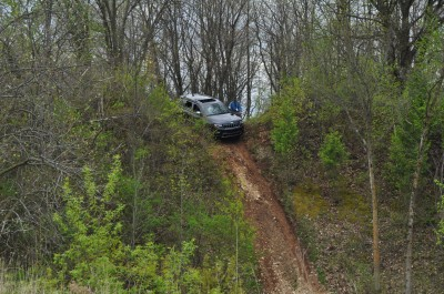 2014 Jeep Grand Cherokee Shows Its Trail Rated Skills Off-Road 6