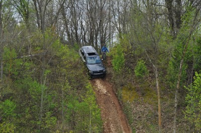 2014 Jeep Grand Cherokee Shows Its Trail Rated Skills Off-Road 9