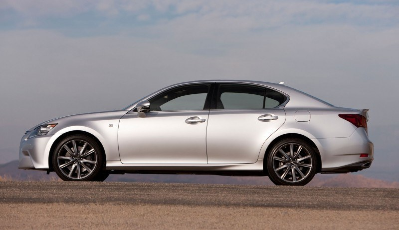 2014 Lexus GS350 and GS F Sport - Buyers Guide Info 10