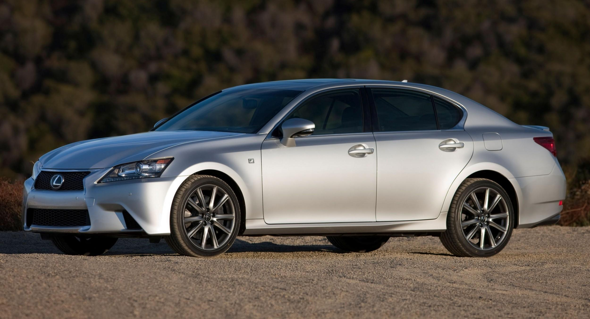 2014 lexus gs350 vs f sport vs gs450h buyers guide info and model comparisons. Black Bedroom Furniture Sets. Home Design Ideas