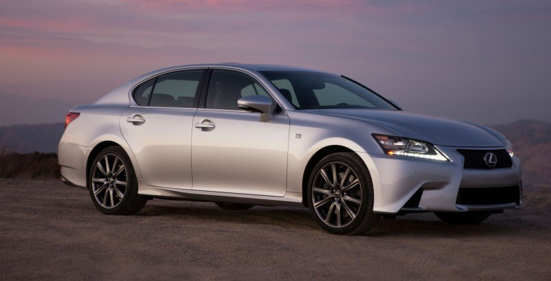 2014 Lexus GS350 and GS F Sport - Buyers Guide Info 13