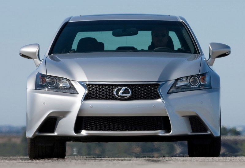 2014 Lexus GS350 and GS F Sport - Buyers Guide Info 14