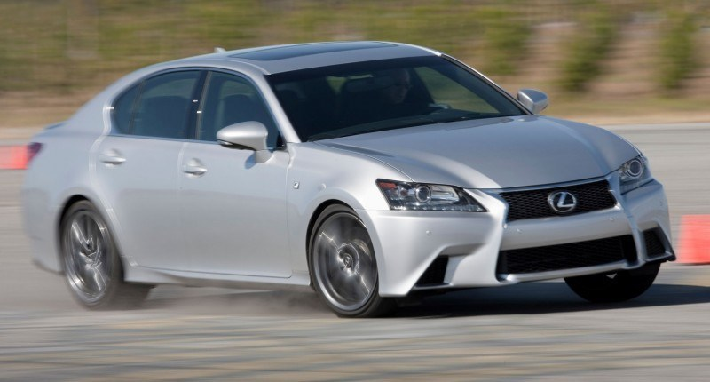 2014 Lexus GS350 and GS F Sport - Buyers Guide Info 15