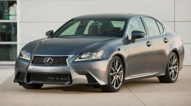 2014 Lexus GS350 and GS F Sport - Buyers Guide Info 18