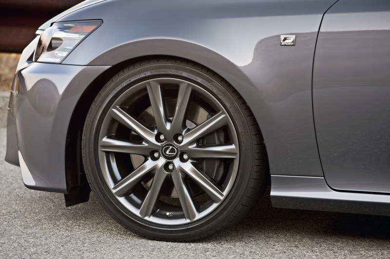2014 Lexus GS350 and GS F Sport - Buyers Guide Info 22