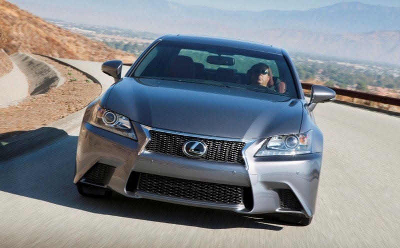 2014 Lexus GS350 and GS F Sport - Buyers Guide Info 31