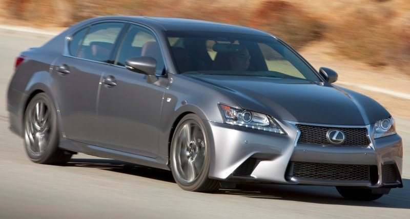 2014 Lexus GS350 and GS F Sport - Buyers Guide Info 32