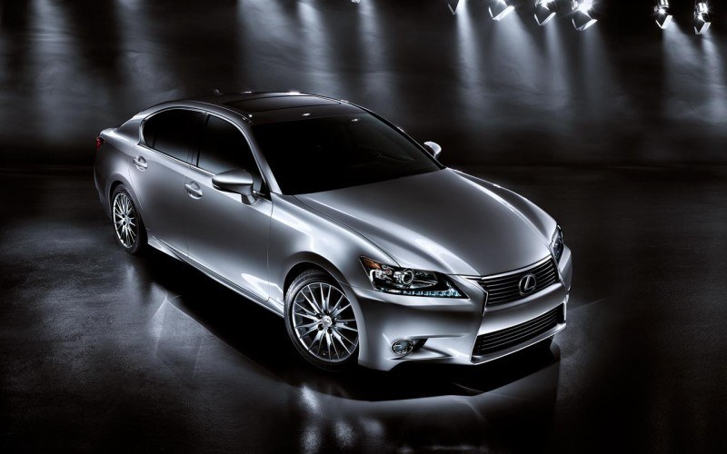 2014 Lexus GS350 and GS F Sport - Buyers Guide Info 35