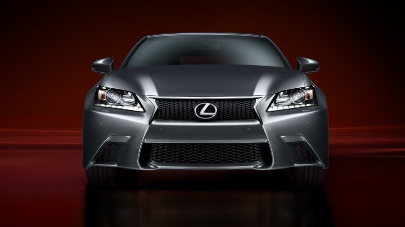 2014 Lexus GS350 and GS F Sport - Buyers Guide Info 40
