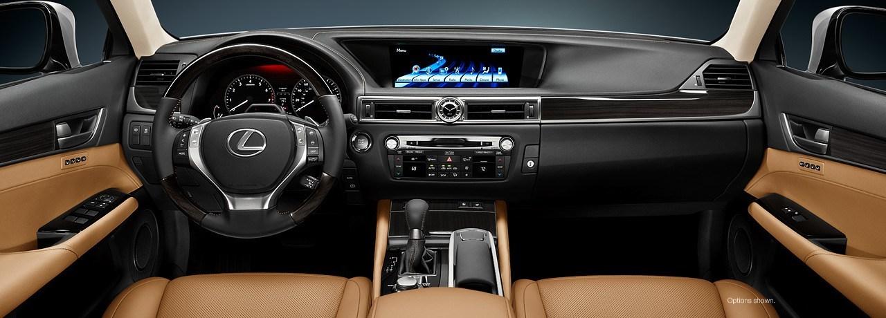 review lexus f sport awd gs interior