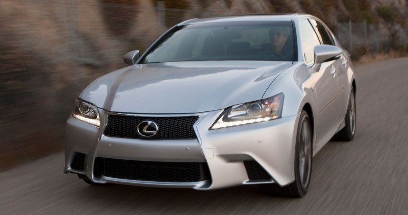 2014 Lexus GS350 and GS F Sport - Buyers Guide Info 7