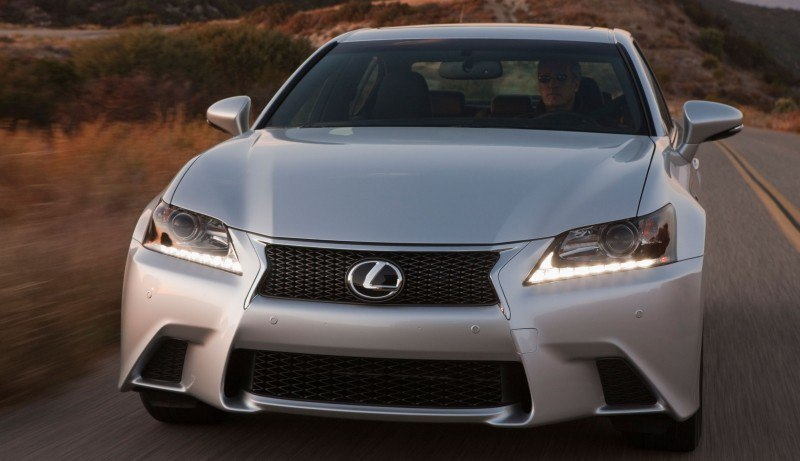 2014 Lexus GS350 and GS F Sport - Buyers Guide Info 8