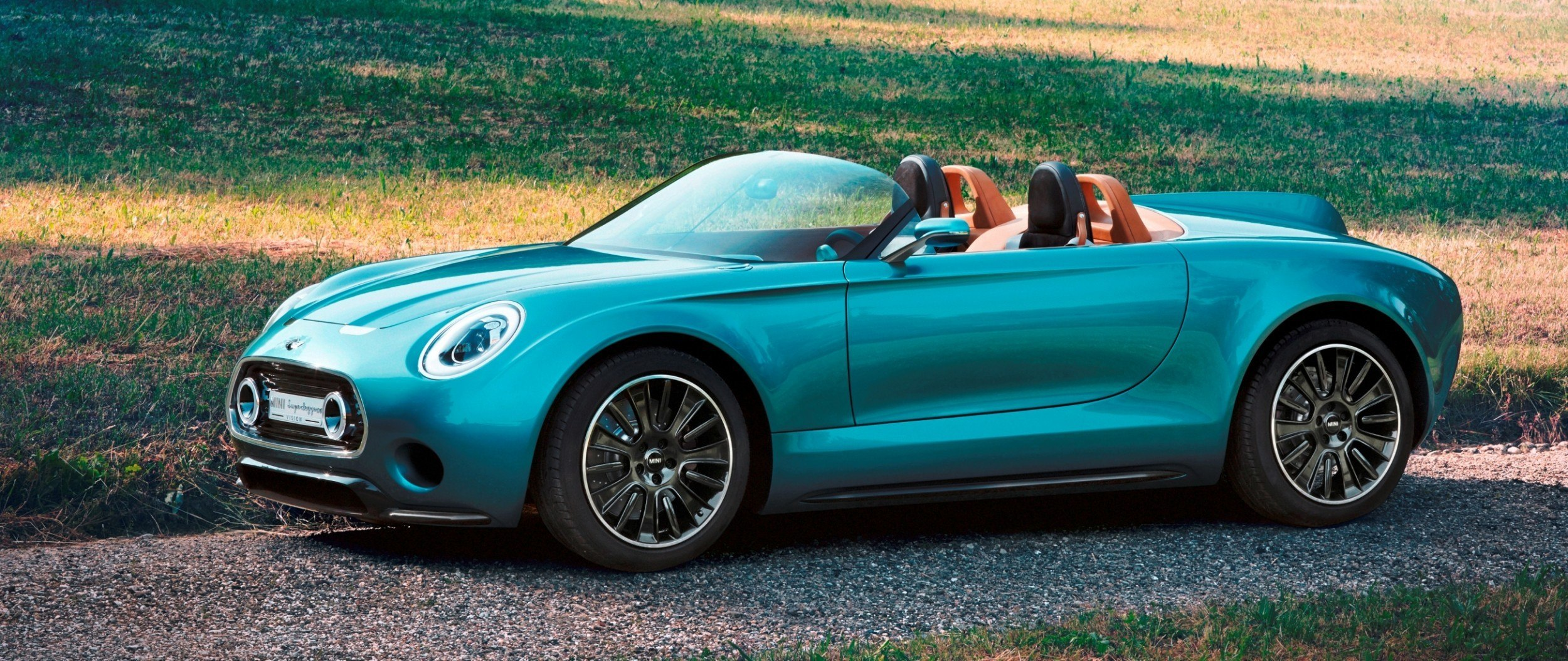 2014 Mini Superleggera Concept Is Dreamy Roofless Speedster