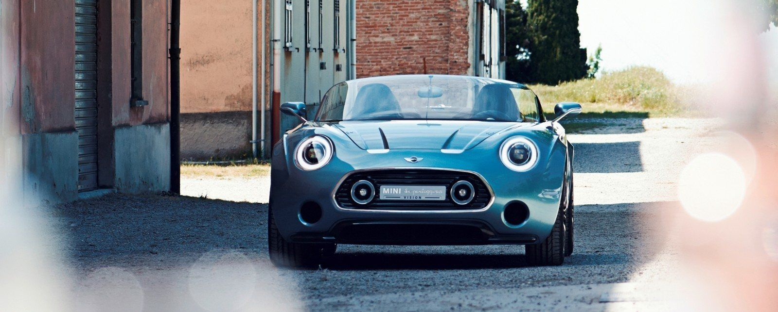 2014 MINI Superleggera Concept is Dreamy Roofless Speedster11