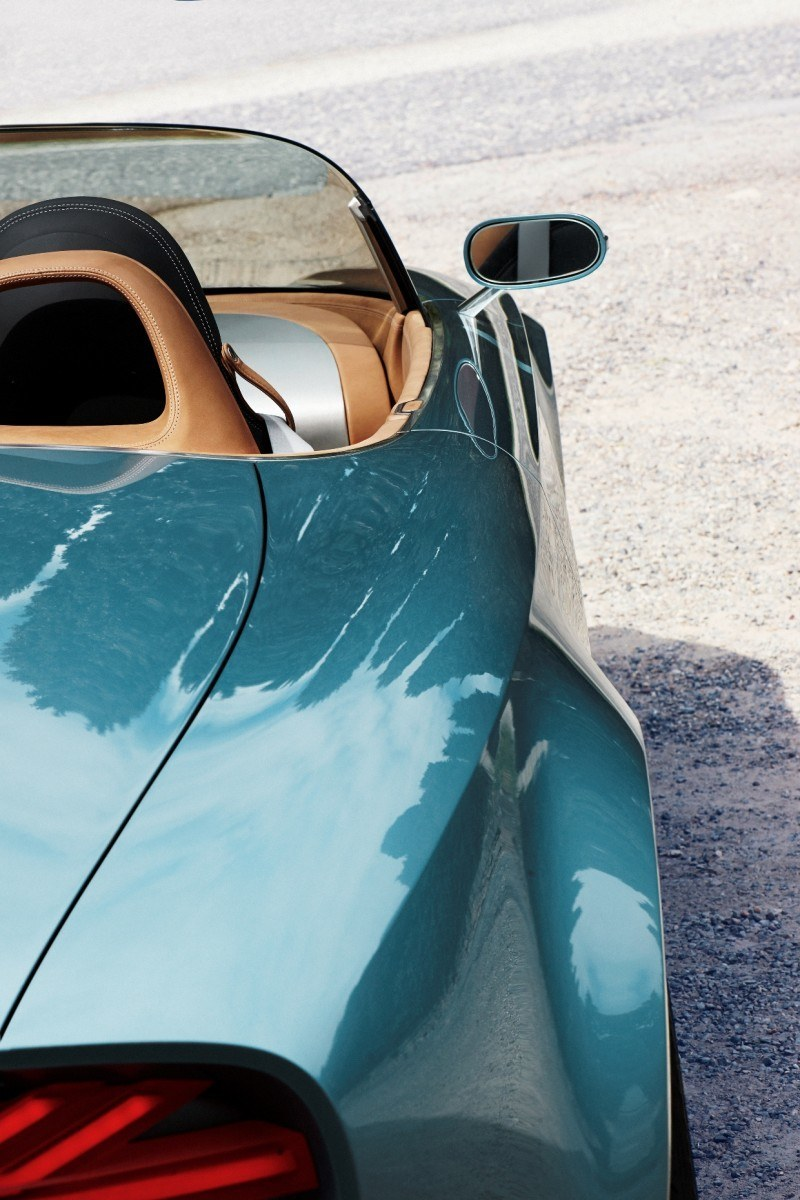 2014 MINI Superleggera Concept is Dreamy Roofless Speedster13