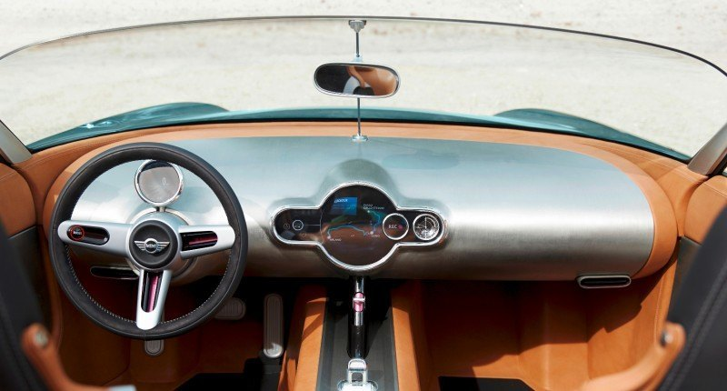 2014 MINI Superleggera Concept is Dreamy Roofless Speedster16