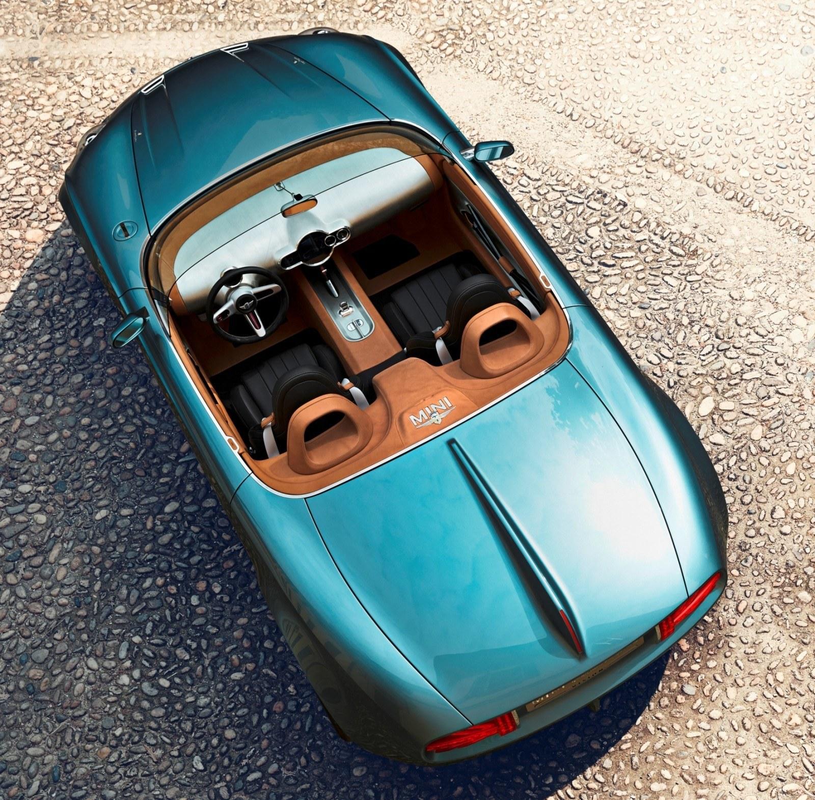 2014 MINI Superleggera Concept is Dreamy Roofless Speedster18