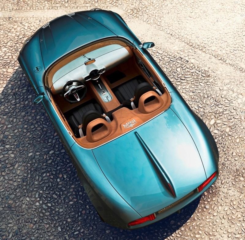 2014 MINI Superleggera Concept is Dreamy Roofless Speedster18