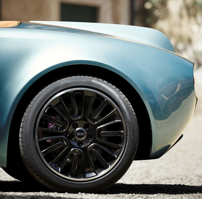 2014 MINI Superleggera Concept is Dreamy Roofless Speedster19