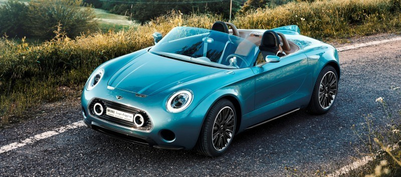 2014 MINI Superleggera Concept is Dreamy Roofless Speedster24
