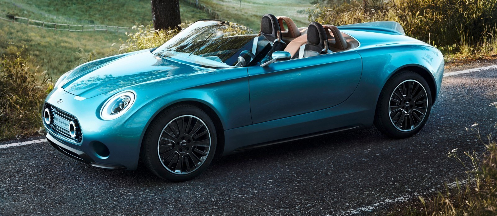 2014 MINI Superleggera Concept is Dreamy Roofless Speedster26