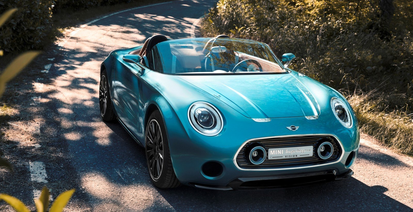 2014 MINI Superleggera Concept is Dreamy Roofless Speedster27