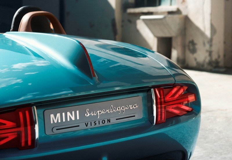 2014 MINI Superleggera Concept is Dreamy Roofless Speedster8
